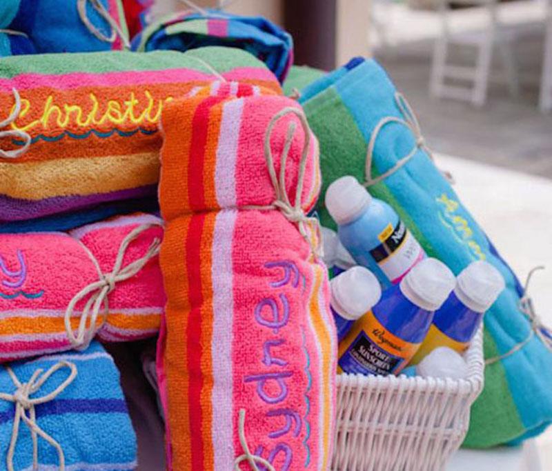 6 ideas that will make a beach wedding really stylish
