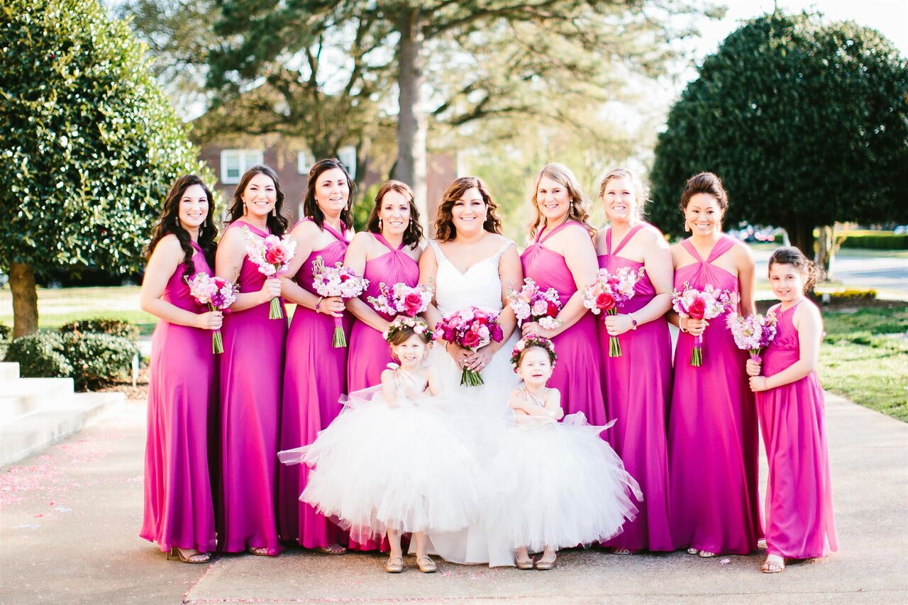 6 Things To Keep In Mind When Shopping For Junior Bridesmaid