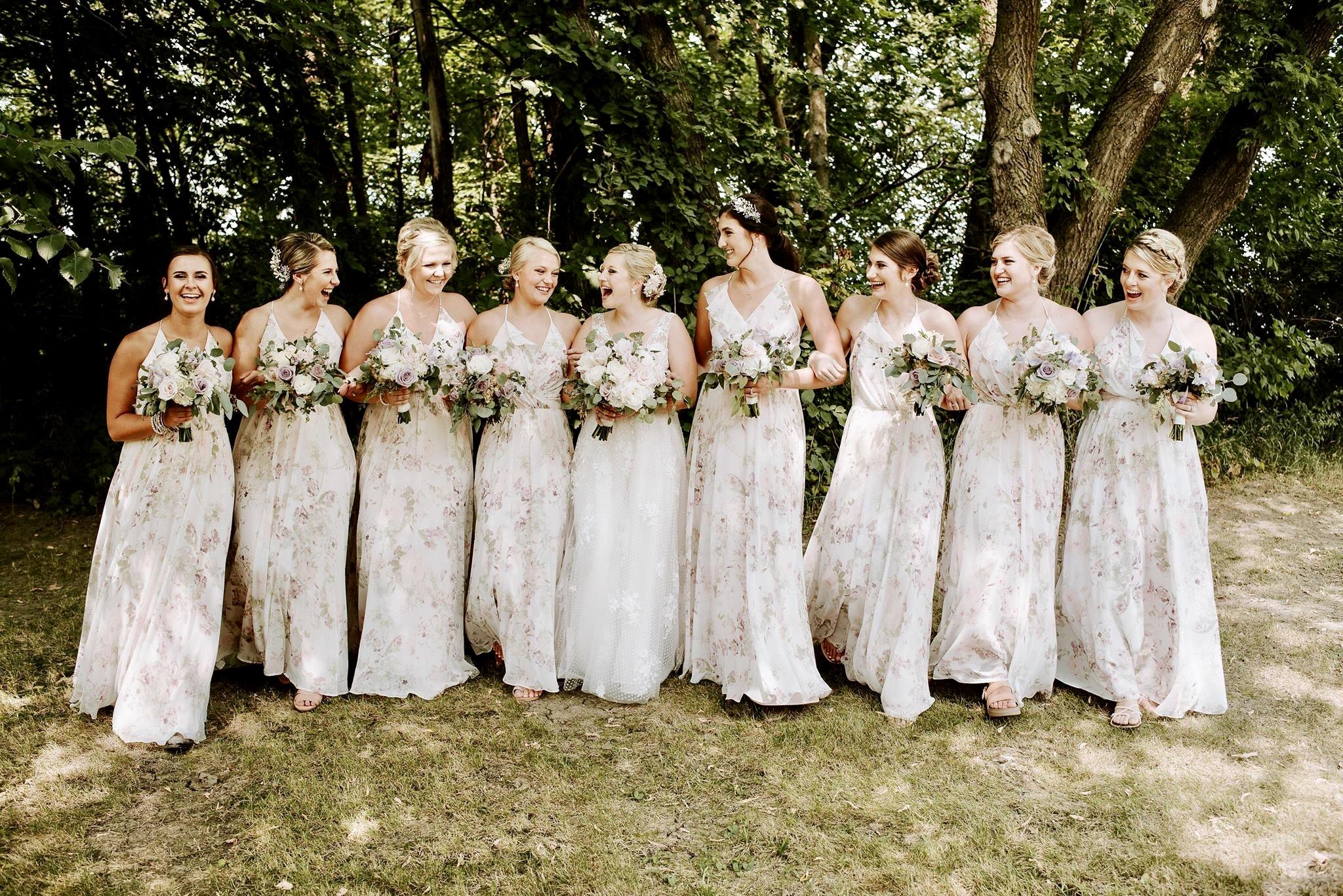 Boho Bridesmaid Dresses 5 Style Tips To Complete This Romantic Look
