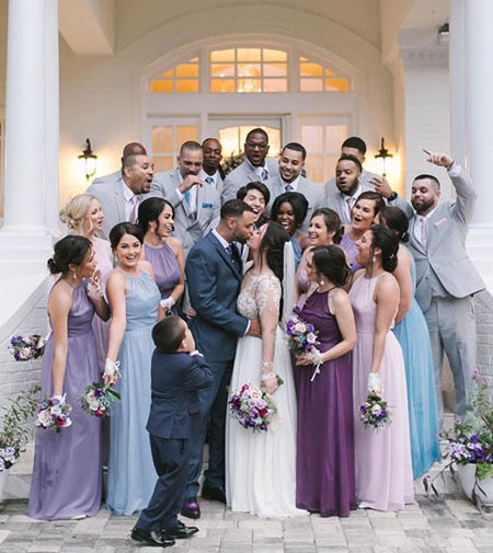 """Say """"I Do"""" To Your Wedding Hues: The Ultimate Guide To"""