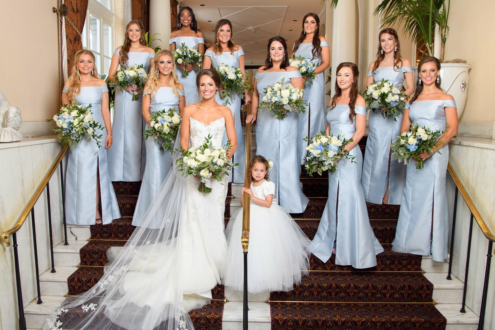 6 Things to Consider When Shopping for Flower Girl Dresses