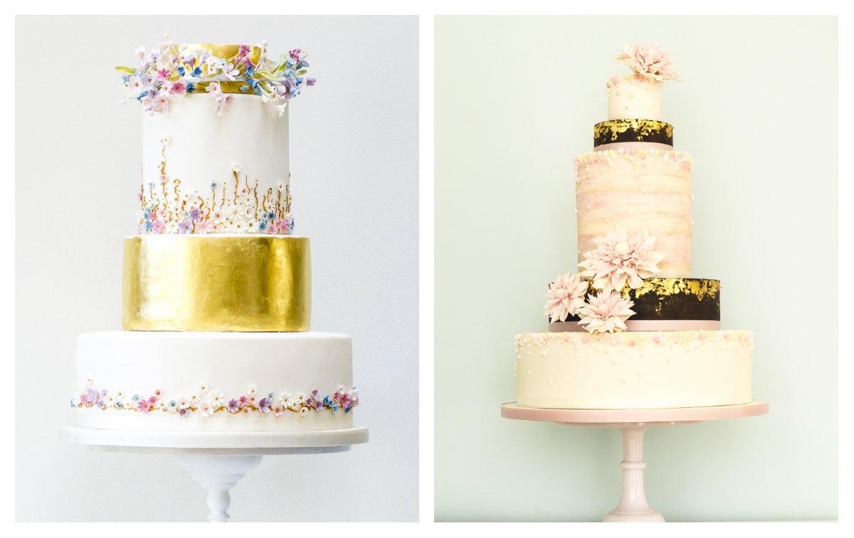 Ideas For A Gold Wedding Theme
