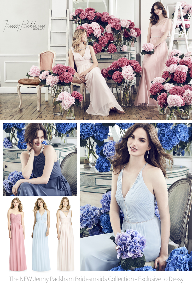 This is the new jenny packham bridesmaids collection exclusive this is the new jenny packham bridesmaids collection exclusive to dessy ombrellifo Gallery