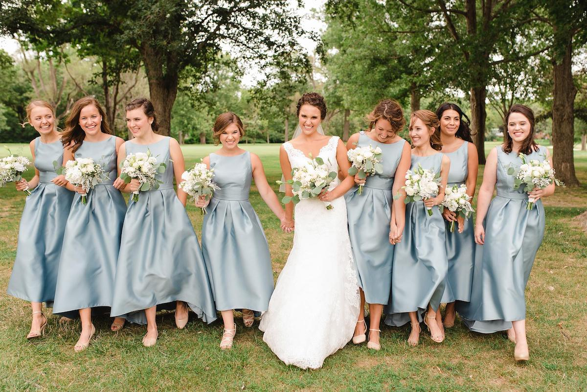 5 Tips for Picking Out Petite Bridesmaid Dresses