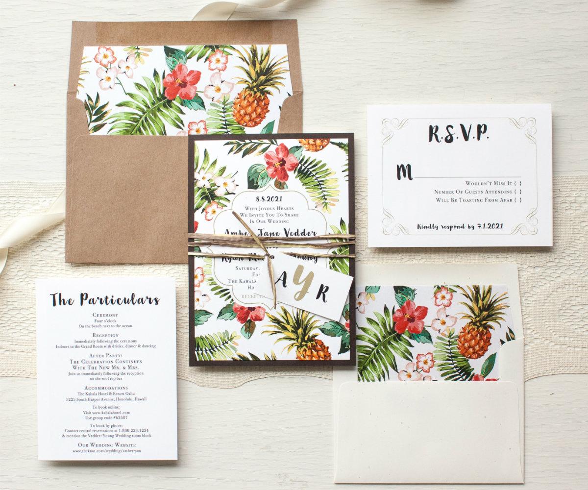 Wedding invitation do\'s & don\'ts