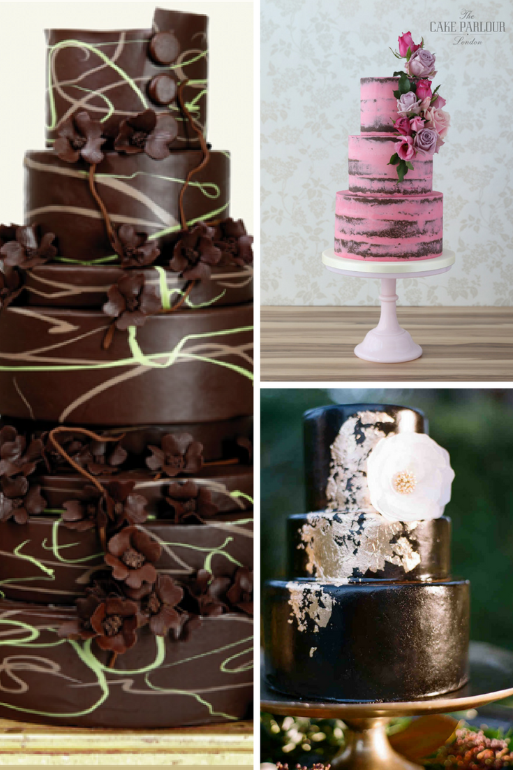 chocolate wedding cakes pictures the dessy the spot for all things bridesmaid 12795