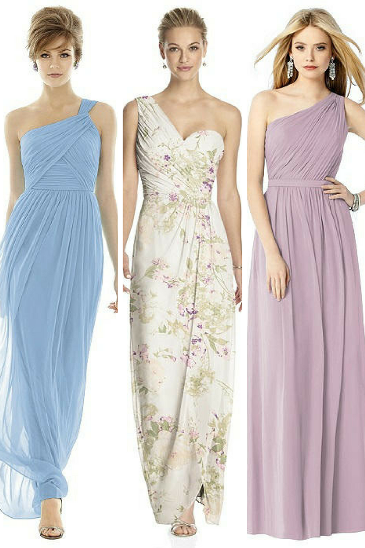 The dessy group the spot for all things bridesmaid dessy has a selection of one shoulder bridesmaid dresses in a myriad of different colors start taking a look here ombrellifo Images
