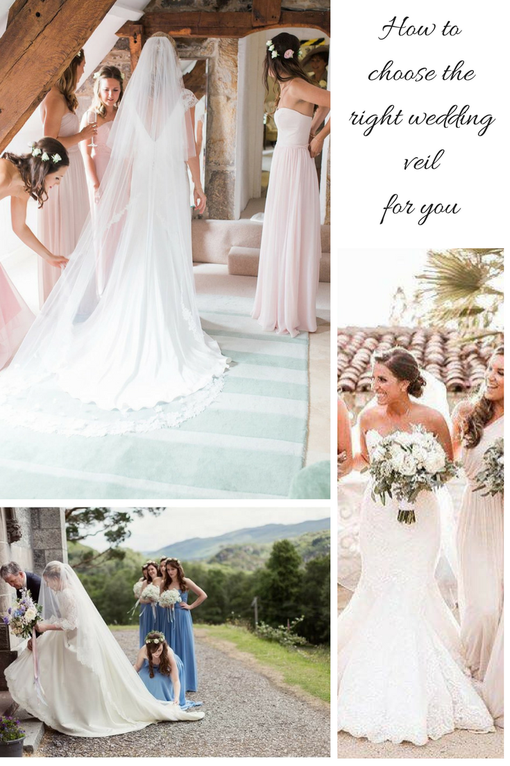 How To Choose Your Wedding Veil So You Look Beautiful In Your