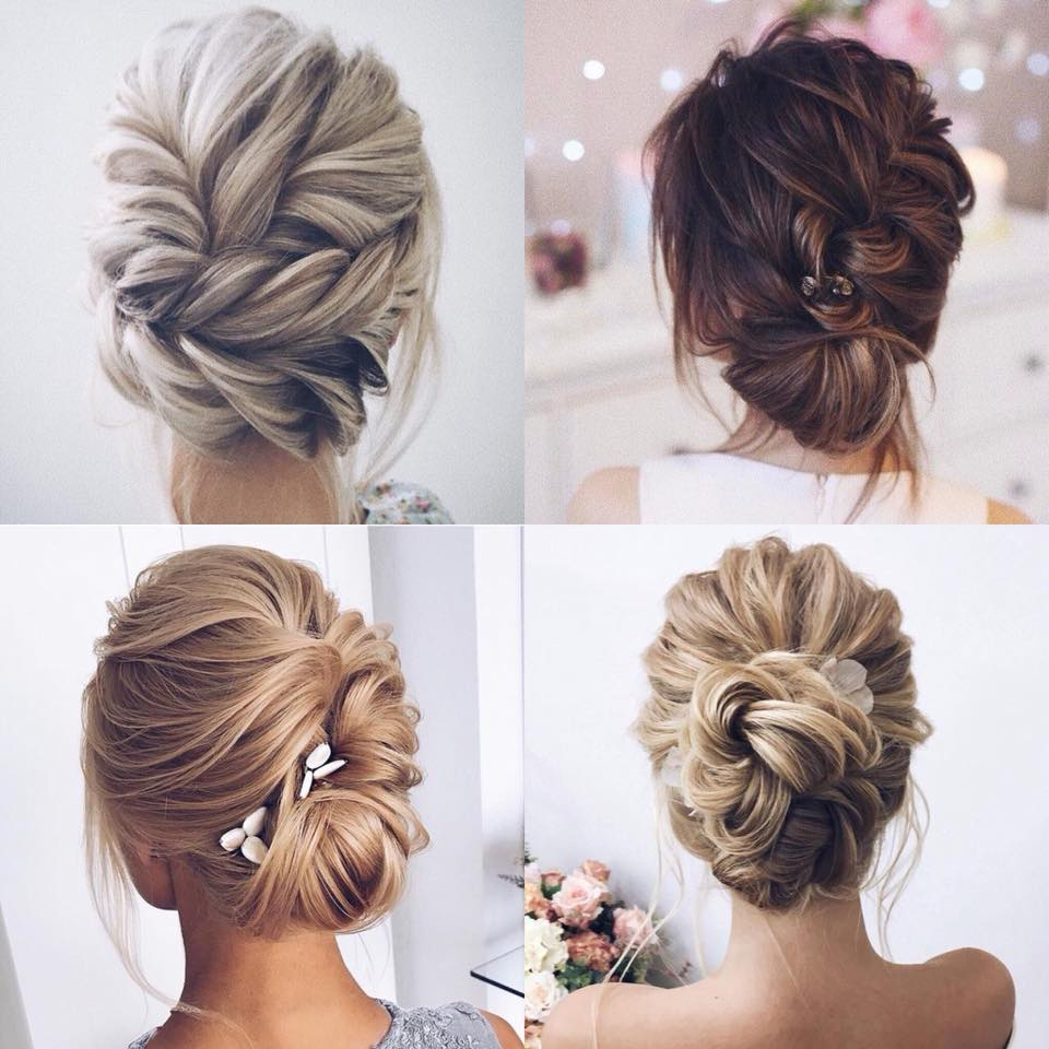 Wedding updos that will make you say YES!