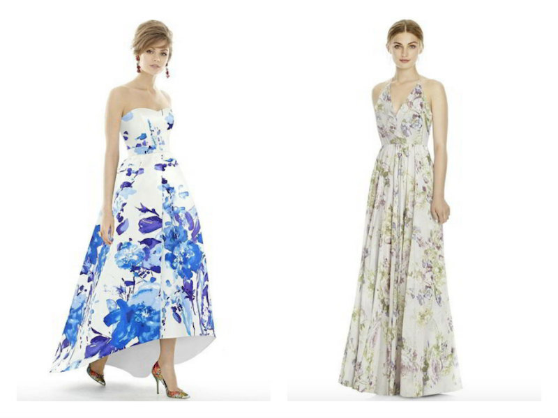 9994172d2b6 Why you should consider having floral bridesmaid dresses