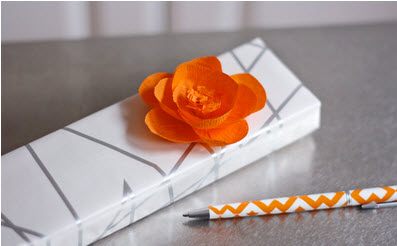 Make these simple crepe paper flowers mightylinksfo