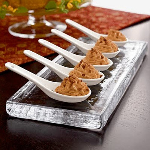 Comfort Food Wedding Reception Hors D'oeuvres