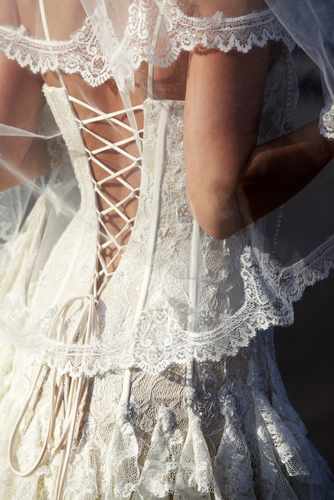 The Right Ways to Incorporate Lace into Your Wedding Dress