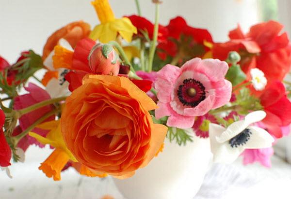 Poppy Wedding Flowers