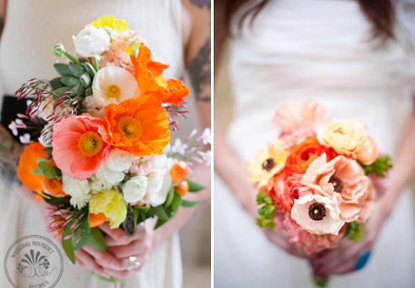poppy wedding flowers. Black Bedroom Furniture Sets. Home Design Ideas