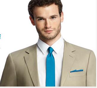 Destination Wedding Gear For Men - Lightweight Seersucker Suits