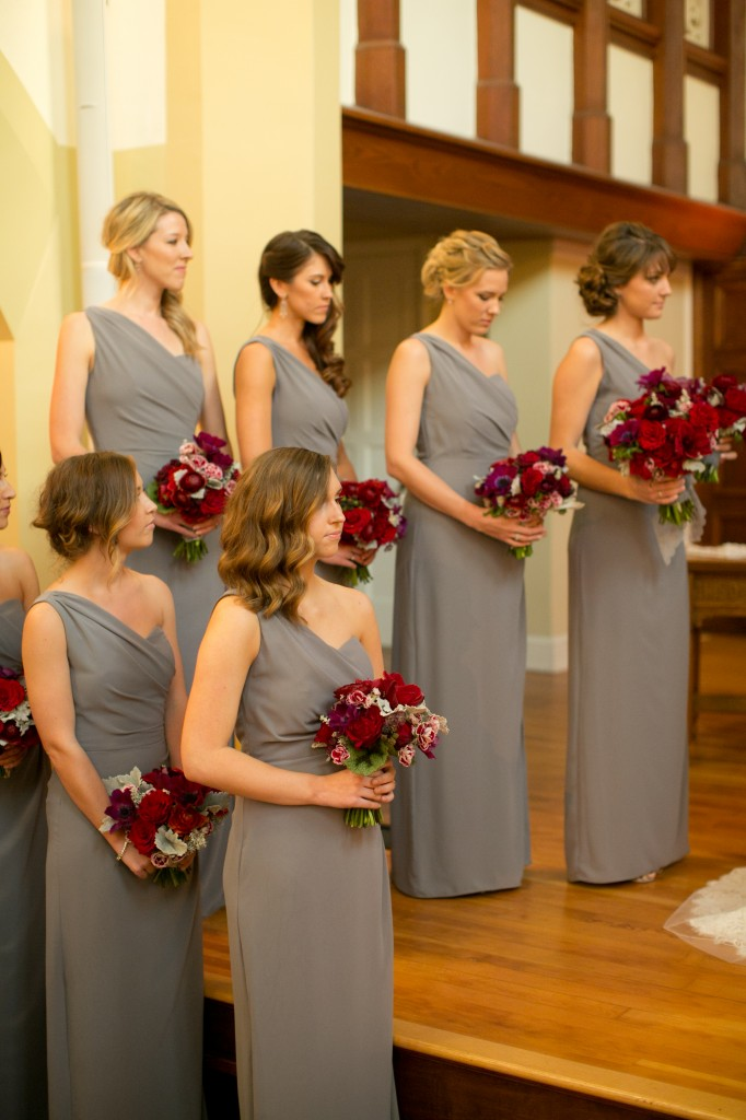 7614ce62134 You ll LOVE the look of these real Dessy bridesmaids