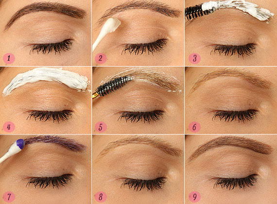 BRIDESMAID GUIDE: Take A Brow... Quick Tips for Perfect Eyebrows