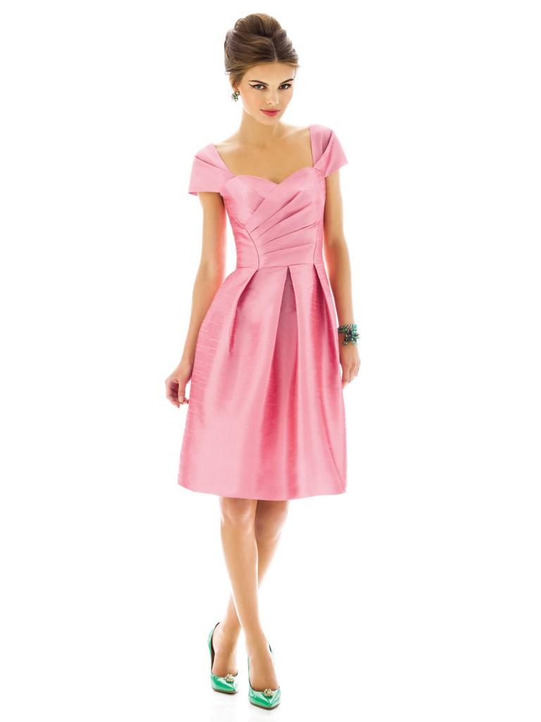 Fantástico Dessy Vestidos De Dama De Precios Del Reino Unido Galería ...