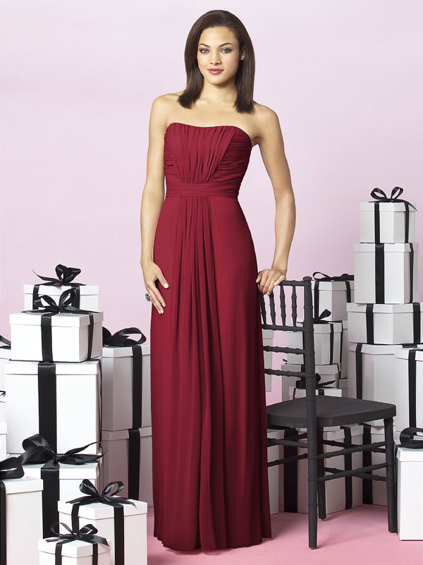 The Best Bridesmaid Dress for Your (Around) the Holidays Wedding