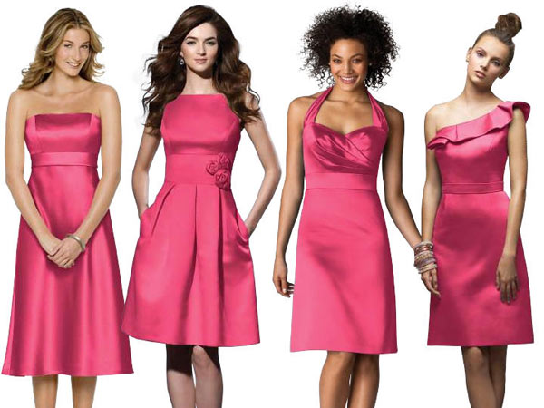 You're Engaged! Should You Start Looking for Bridesmaid Dresses Now?