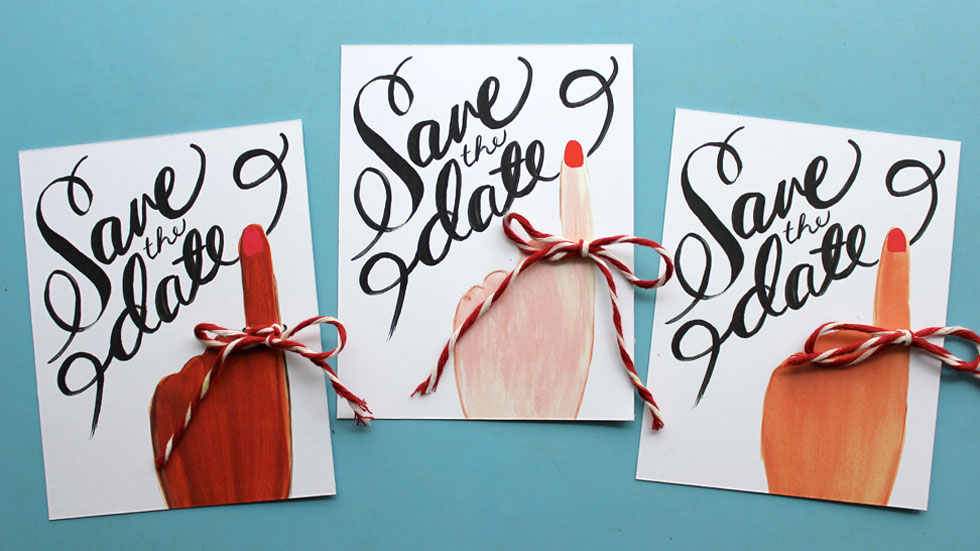 The Best Ways to Save the Date for your Wedding!