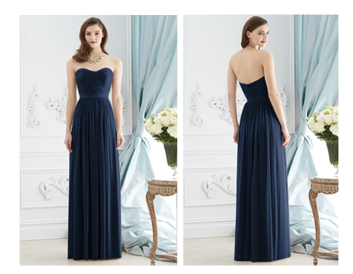 Midnight Blue Bridesmaid Dress Good Dresses Beautiful Wedding Ideas Styles