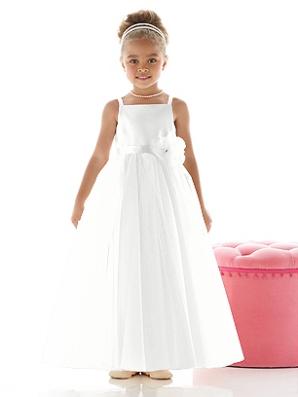 2e8f9fa4dca White Flower Girl Dresses