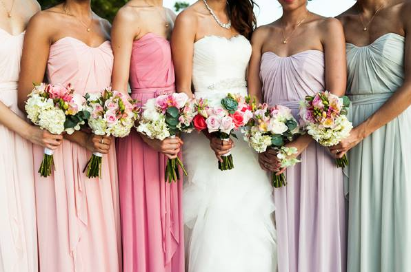 Pastels from Brides without Borders
