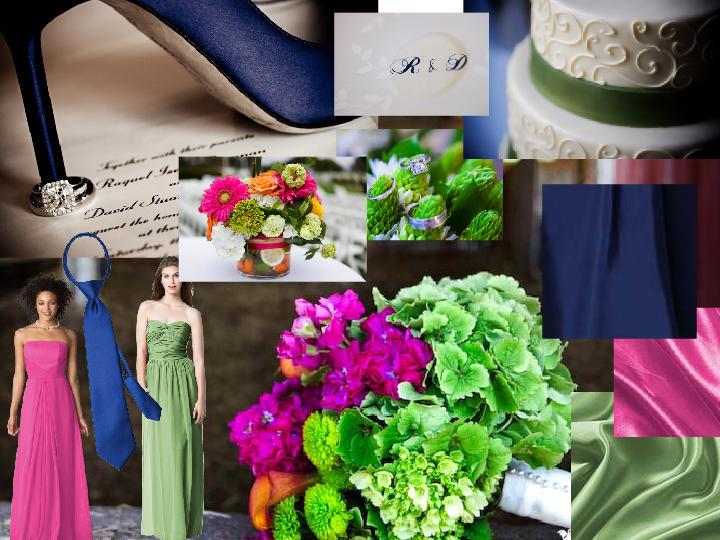 Re Bridesmaid Dresses And A Change Of Colour Scheme Help