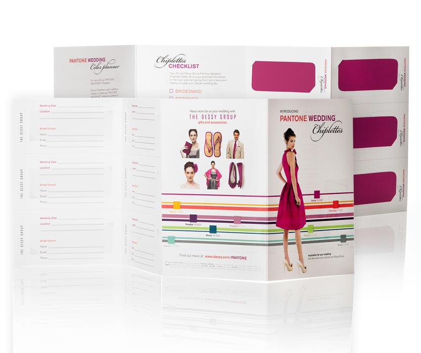 Pantone Wedding Color Planner