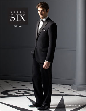 After Six Paragon Tuxedo