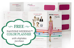 Pantone Wedding Color Planner