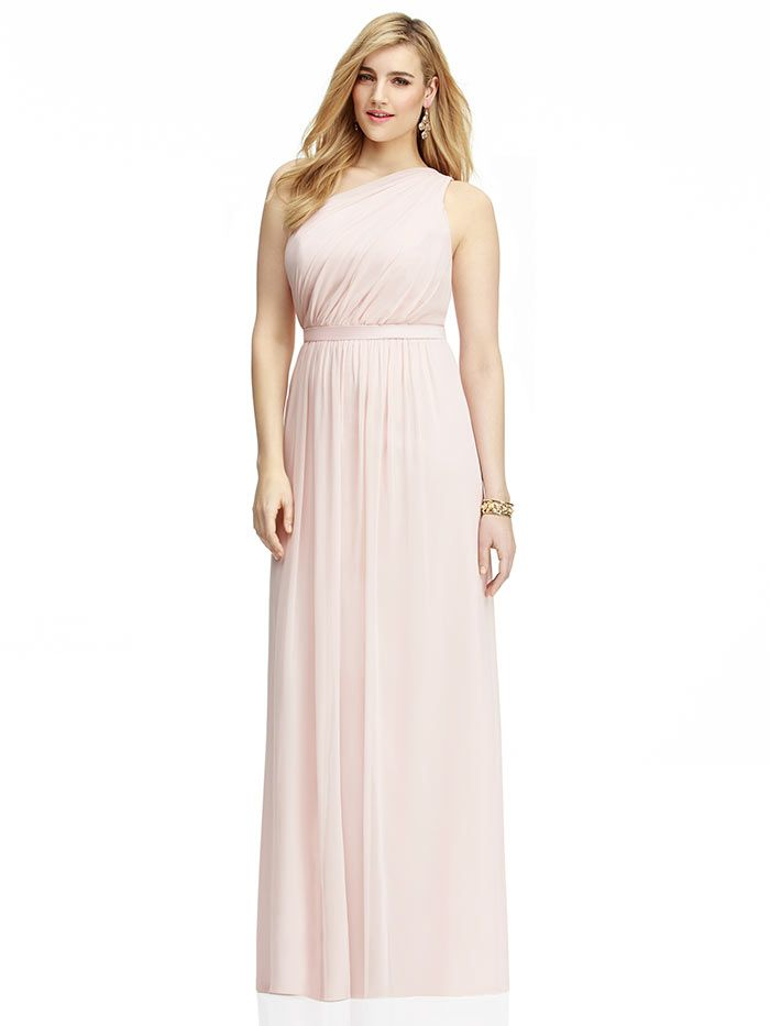 Plus size bridesmaid dresses the dessy group for Plus size after wedding dress