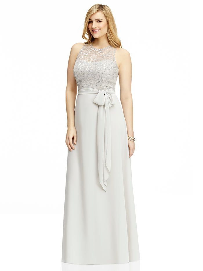 Dessy Collection Now After Six Plus Size Bridesmaid Dresses