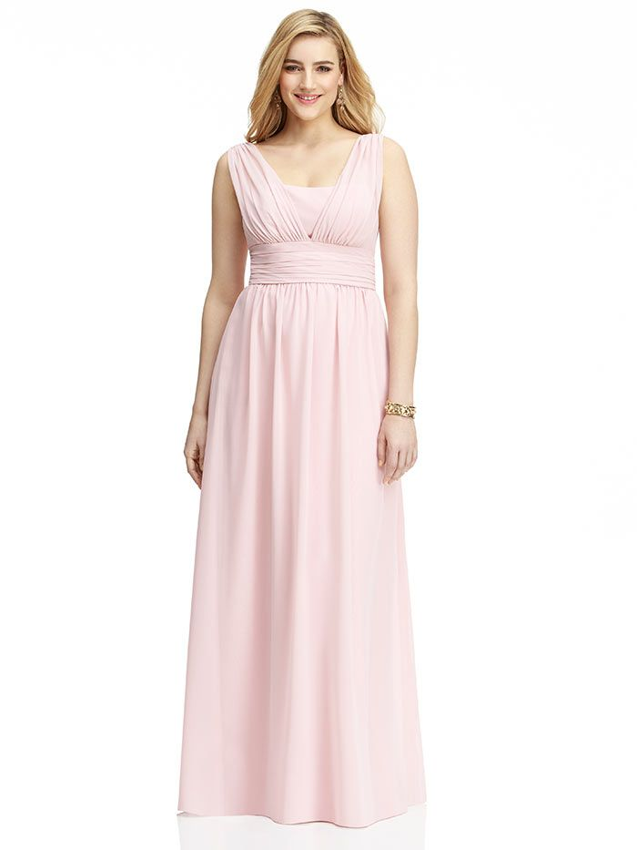 Big Size Bridesmaid Dresses