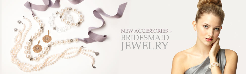 Dessy Wedding Accessories - Jewelry