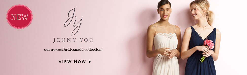 NEW - JY Jenny Yoo Bridesmaid Dresses - Fall 2015 Styles
