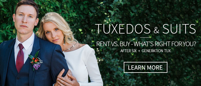 Tuxedos & Suits - After Six & Generation Tux - Rent a Tux or Buy a Tuxedo