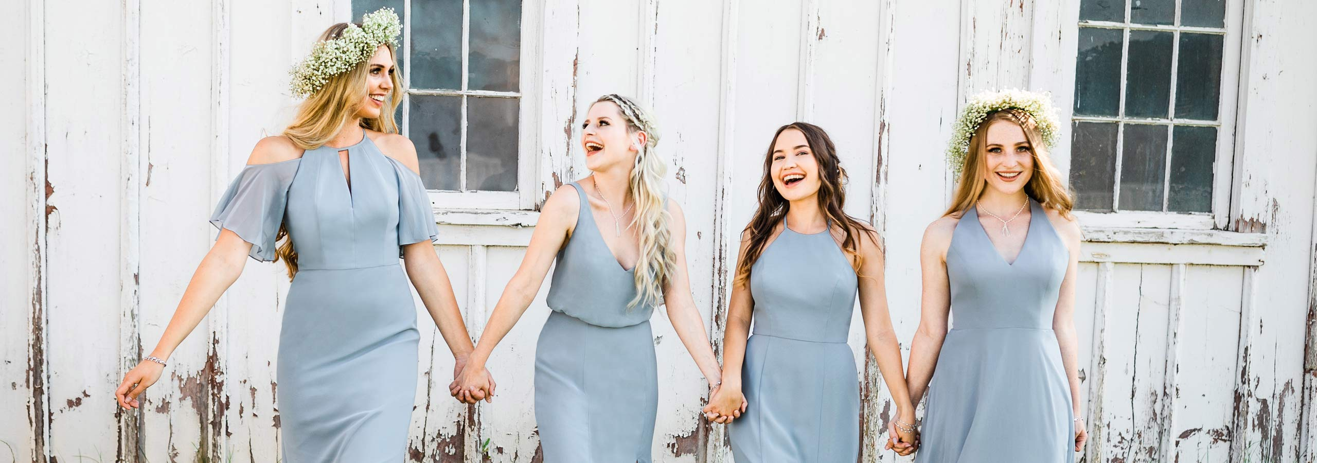 Affordable Bridesmaid Dresses Under $150
