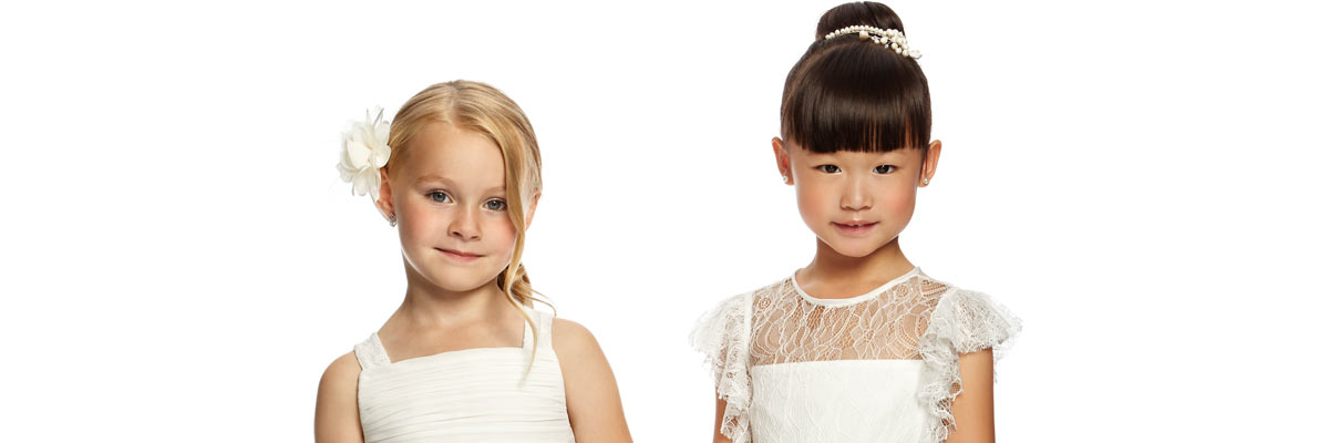 Flower Girl Dresses - The Dessy Group