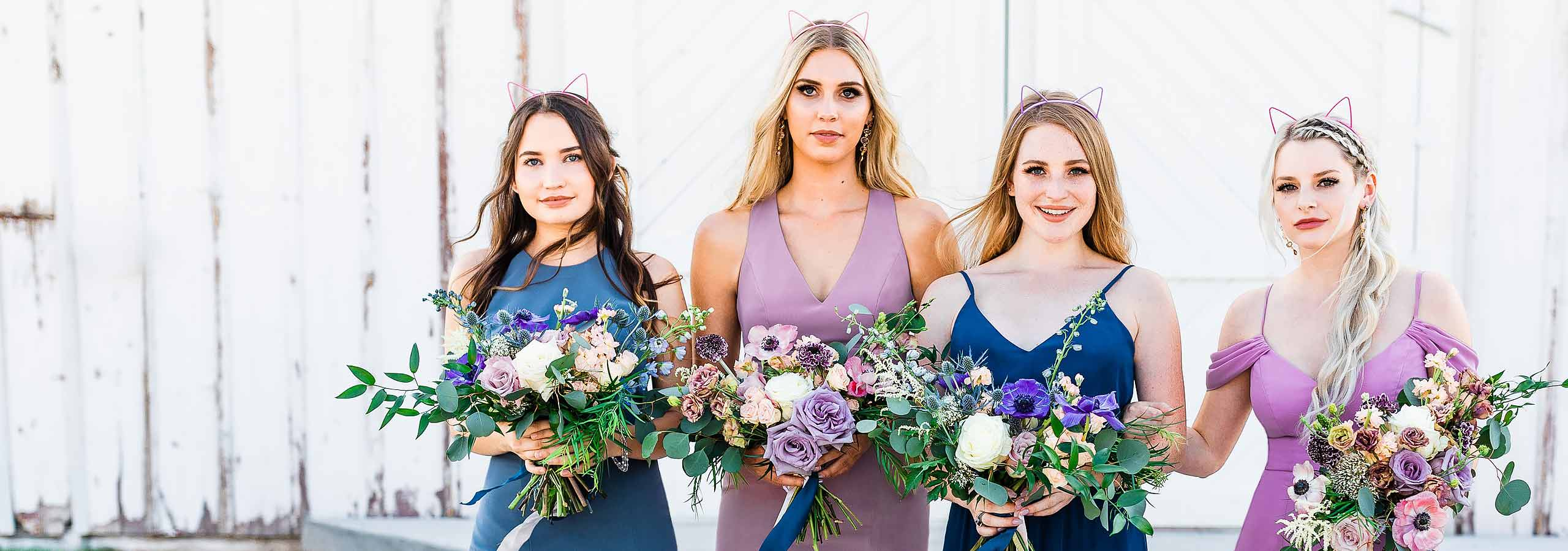 Chic, Affordable Bridesmaid Dresses - The Dessy Group & The Wedding Chicks