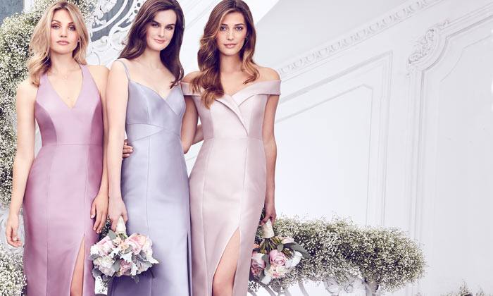 Alfred Sung Bridesmaid Dresses Long Short Styles Dessy Group