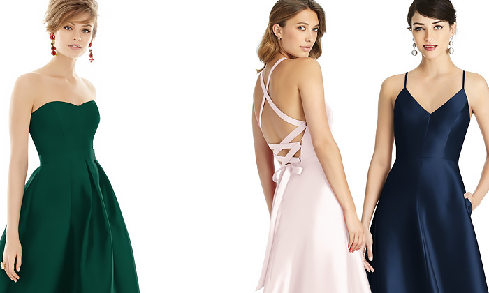 2019 Long Prom Dresses & Prom Gowns