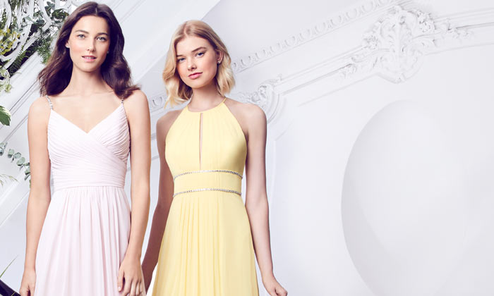 ce7f046dc25 Spring 2019 Jenny Packham Bridesmaid Dresses Spring 2019 Jenny Packham  Bridesmaid Dresses