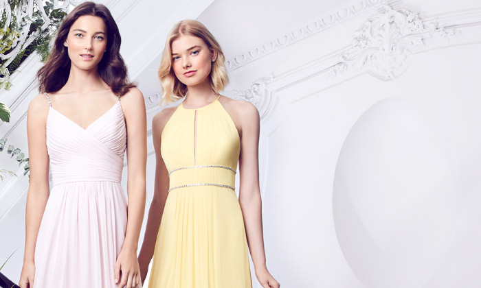 Spring 2019 Jenny Packham Bridesmaid Dresses