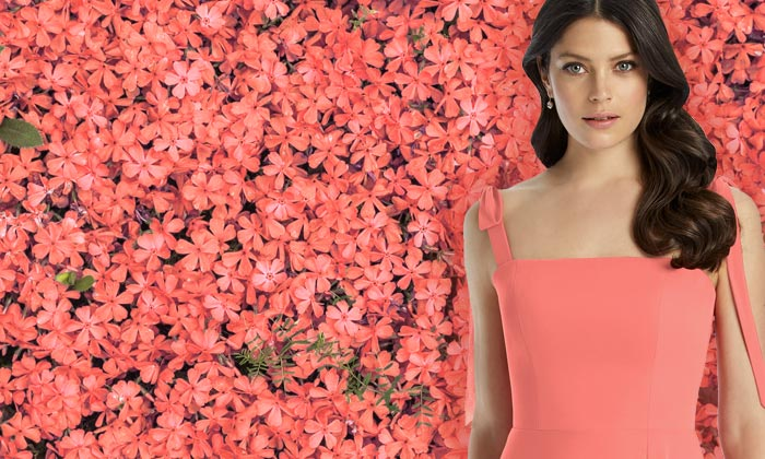 2ed363633eb ... Pantone Wedding Color Of the Year 2019 - Living Coral