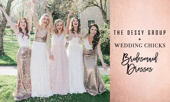 Wedding Chicks And The Dessy Group