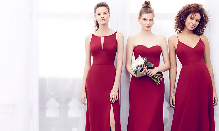 b8596ded7f0 Thread Bridesmaid Dresses Spring 2019 Thread Bridesmaid Dresses
