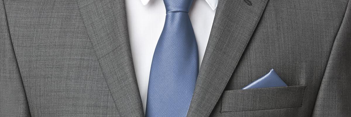 Men's Pocket Squares in Solids & Patterns | The Dessy Group